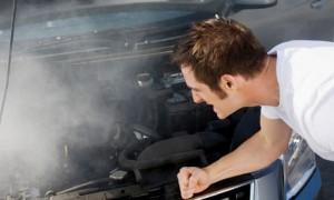 Smoky engine